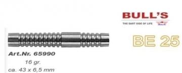 Bull's Soft Dart Barrel set BE 25 Premium, 16g 80% Tungsten - 1