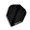 F6057 Black Dimplex Dart Flights 4 sets pro pack (12 flights insgesamt). - 1