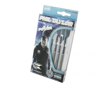 Phil Taylor POWER 8Zero Softdarts 18g - 2