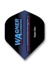 Dart-Flight-Set:Standard,Polyester extra strong von Wagner Automaten - 1