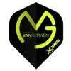 XQ-Max Darts® Flight Michael van Gerwen Typ 520 - 1