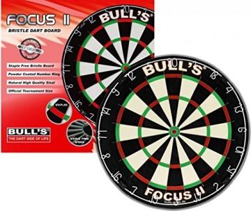 Bulls Dart Focus ii Dartscheibe