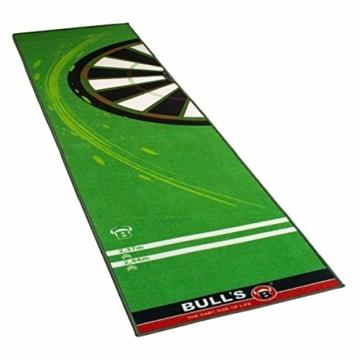 bulls carpet mat 120 gruen dartteppich