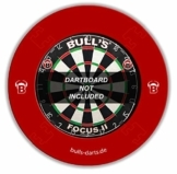 BULL'S Dart Board Surround Quarterback Eva