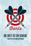 Darts - Punkteheft für über 100 Partien