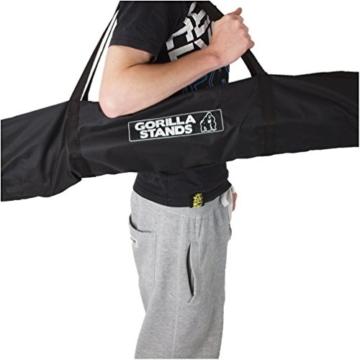 """Gorilla """"Arrow Pro"""" Ständer für Dartscheibe inkl. Transporttasche detail"""