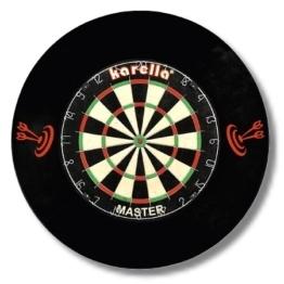 Karella Dart-Catchring schwarz