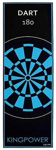 Kingpower Dartteppich Turnier Matte - Dart 180