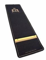 Royal Darts Dartteppich Emperor XL Dartmatte mit Oche