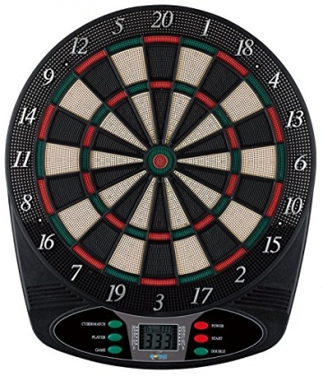 solex dartboard electornic