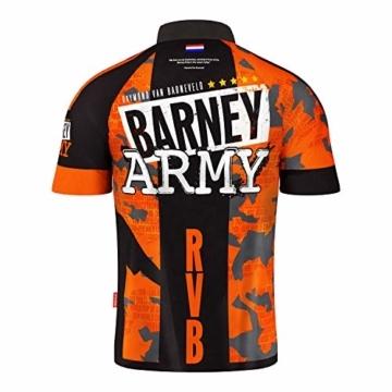 Target Darts Coolplay Raymond Van Barneveld Gen. 3 2019 Pro Darts Shirt rücken