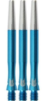 Target Top Spin S-Line Shafts MED Blau, 3 Stück