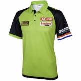 TW24 Poloshirt Michael Van Gerwen 2018 Dartshirt