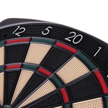 WIN.MAX Elektronische Dartscheibe - Dartboard detail 3