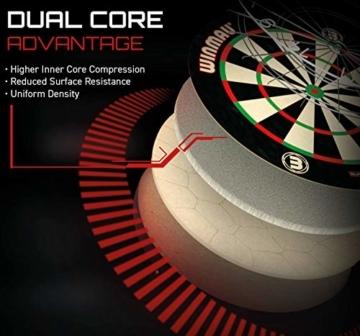 WINMAU Blade 5 Dual Core Dartboard dual