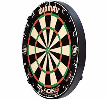 WINMAU Blade 5 Dual Core Dartboard seite