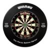 WINMAU Dart-Catchring Dart-Auffangring in schwarz