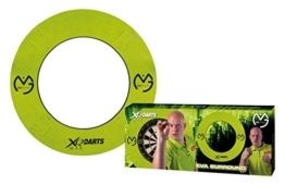 XQMAX Erwachsene Michael van Gerwen Surround, Green